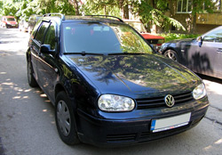 Vilkswagen Golf 4